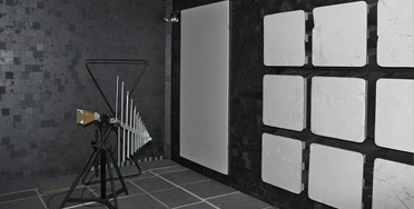 Anechoic Chamber at ITL's Test Laboratory