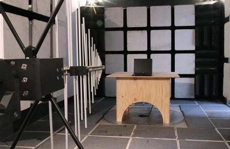 ITL's Anechoic Chamber