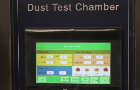 ITL Dust Chamber